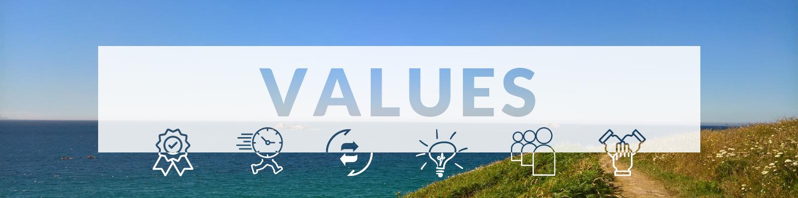 values-company-english